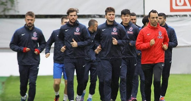 Trabzonspor Onazi'siz çalıştı