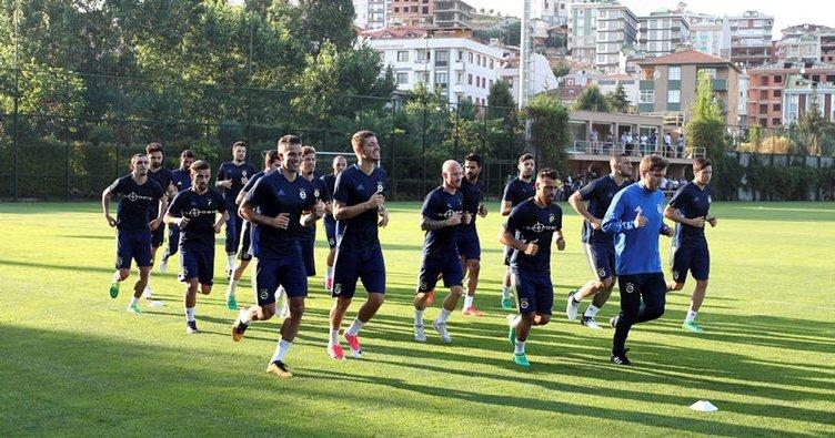Fenerbahçe'nin ilk kampı başlıyor