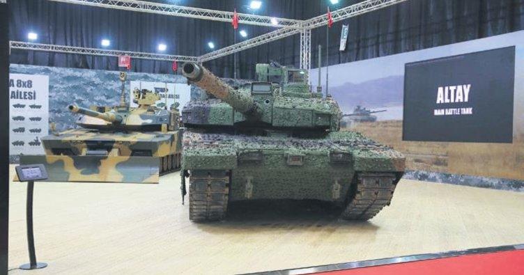 Altay tankına asimetrik versiyon