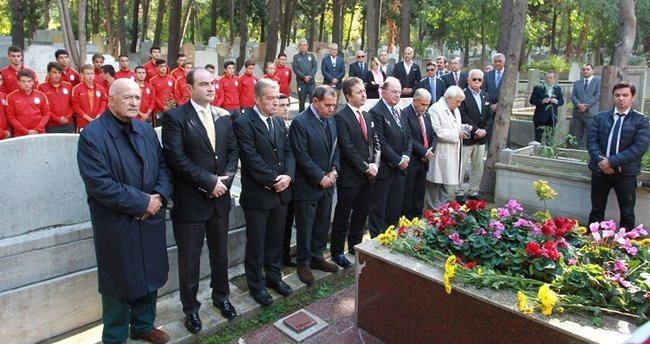 Galatasaray Kulübünün 111. kuruluş yılı etkinlikleri
