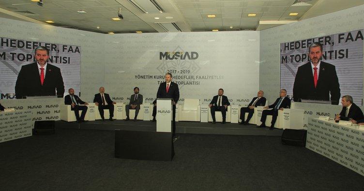 MÜSİAD Başkanı Kaan: Darbe başarılı olsaydı Türkiye yüzde 25 küçülecekti