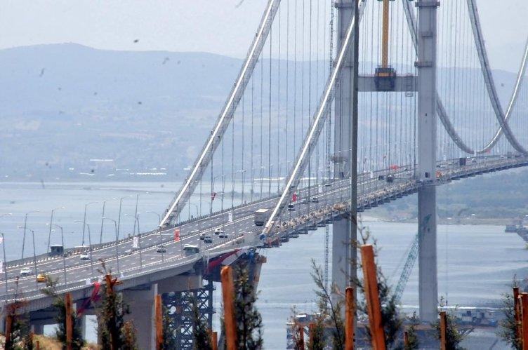 İşte Osmangazi Köprüsü'nün geçiş fiyatları