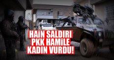 Şırnak'ta hain terör saldırısı!