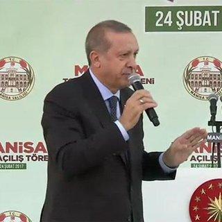 Cumhurbaşkanı Erdoğan'dan dikkat çeken mesaj!