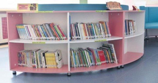 Türkiye genelinde bin okula Z Kütüphane yapıldı