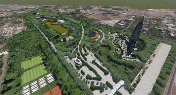 Kayseri'yi Dünya Ligi'ne sokacak proje!