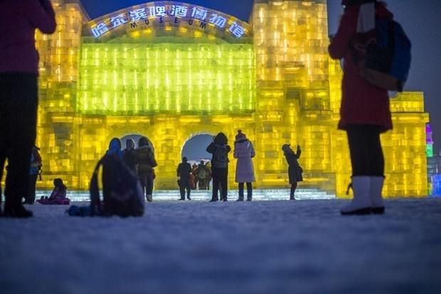 Çin'in soğuk eğlencesi
