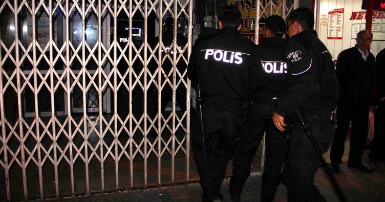 Nevşehir'de silahlı kavga: 1 yaralı
