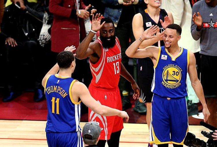 NBA smaç yarışmasını yine LaVine kazandı