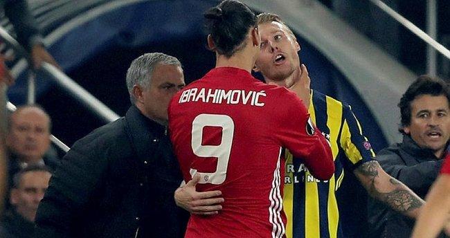 Ibrahimovic'ten Kjaer açıklaması!