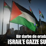 İsrail'e Gazze suçlaması