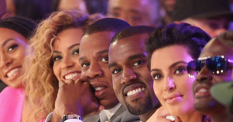 Beyonce, Kim Kardashian'ın doğum hediyelerini bakın ne yaptı