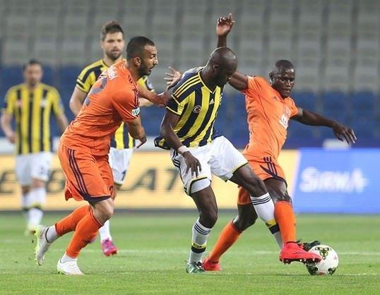 Başakşehir - Fenerbahçe maçı Twitter yorumları
