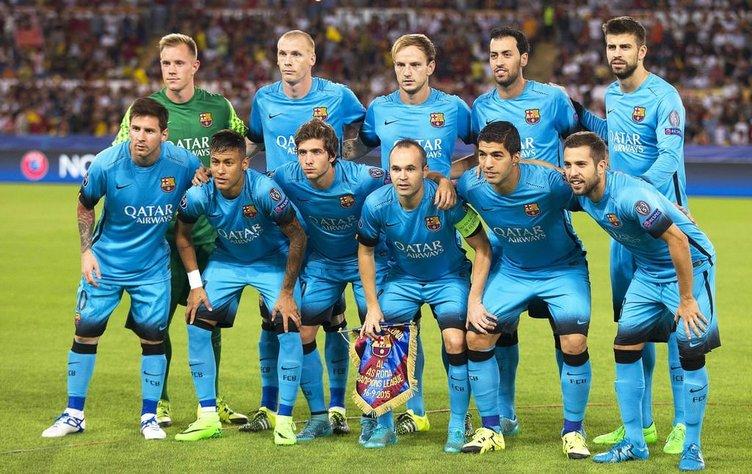 Barcelona ligden atılabilir
