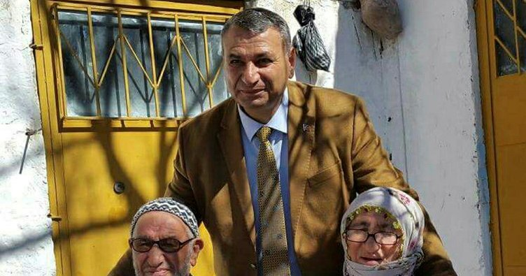 Flaş: Ak Partili Belediye Başkanı'na silahlı saldırı
