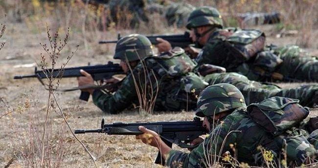 Şemdinli'de 5 PKK'lı terörist öldürüldü