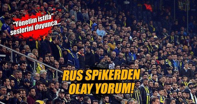 Fenerbahçe - Krasnodar maçı Rus basınında