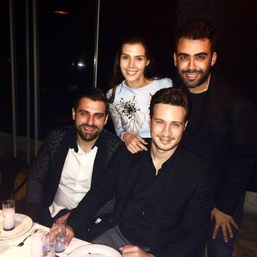 Pelin Karahan'a sürpriz doğum günü partisi