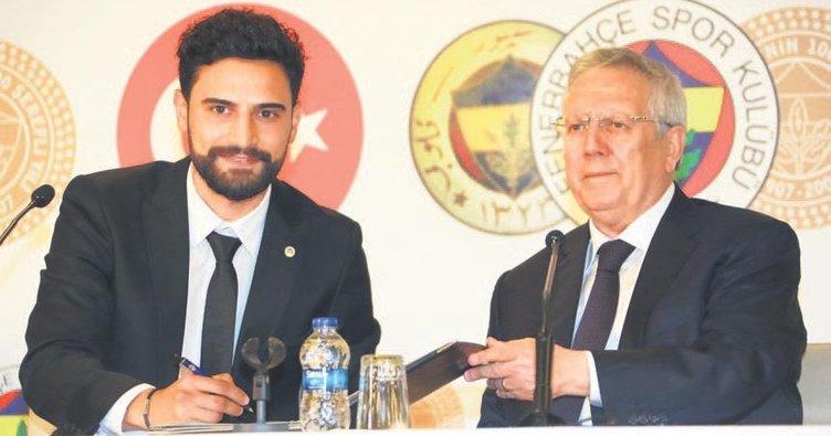 Türkiye'nin en büyük kulübündeyim