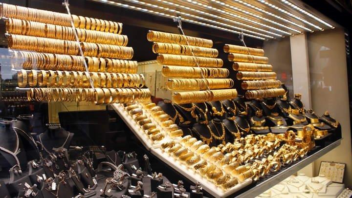 Kapalı Çarşı'da 2.5 tonluk altın vurgunu