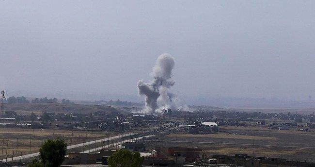 13 DEAŞ militanı öldürüldü