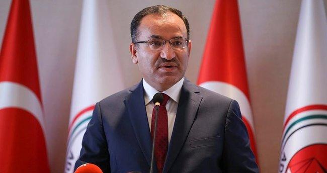 Bakan Bozdağ: HDP'lilerin tutuklanmasında anayasaya aykırı bir durum yok