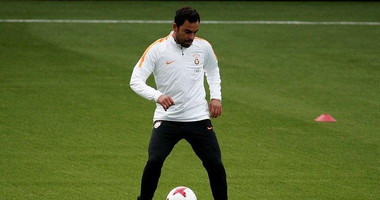 İşte Galatasaray'da Selçuk İnan'ın yerine gelecek...