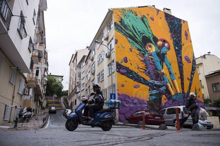 Mural-İst Duvar Boyama Festivali