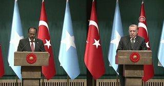 Cumhurbaşkanı Erdoğan: Ramazan'da Somali'ye yardımları ulaştıracağız