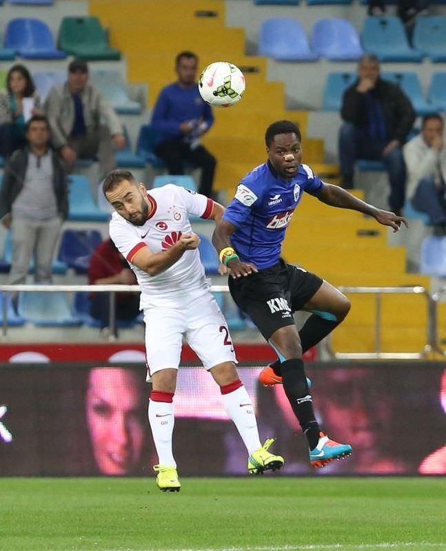 K. Erciyesspor - Galatasaray maçının fotoğrafları