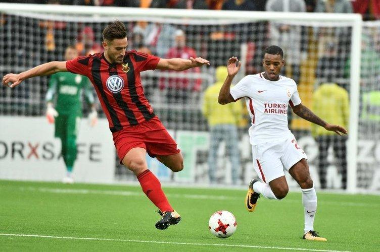 Serkan Korkmaz: Galatasaray için sözün bittiği yerdeyiz