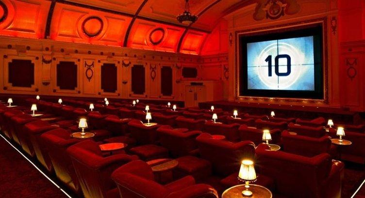 Filmleri birde bu salonlarda izleyin