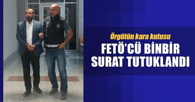 FETÖ'cü binbir surat tutuklandı