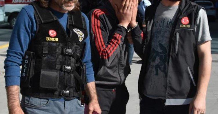 Konya'da uyuşturucu operasyonunda 6 tutuklama