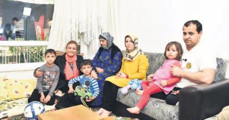 Gökçek'ten ihtiyaç sahibi ailelere yardım
