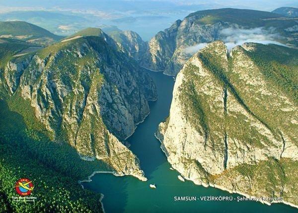 Türkiye'ye birde havadan bakın!