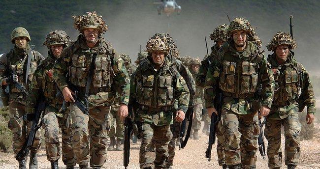 NATO Baltık ülkelerine 4 bin asker yerleştiriyor
