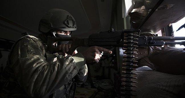 Lice'de 4 terörist etkisiz hale getirildi