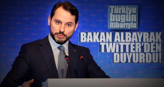 Bakan Albayrak Türkiye'nin dönem başkanlığını Twitter'dan açıkladı!
