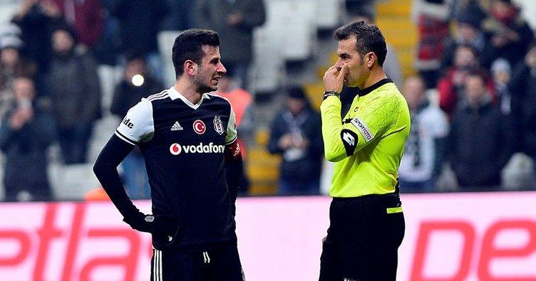 Beşiktaş - Kasımpaşa maçı Serkan Çınar'ın
