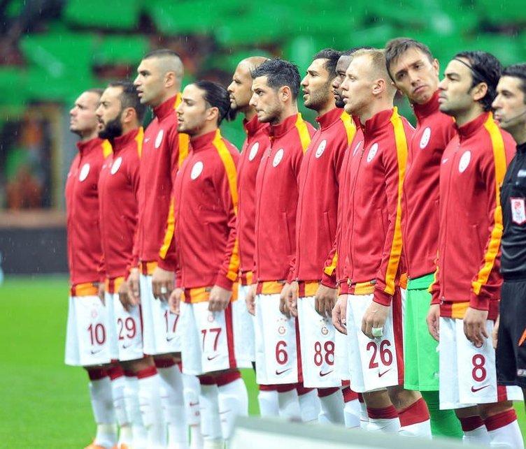 Galatasaray - Fenerbahçe maçının fotoğrafları