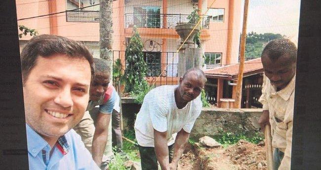 Aranan FETÖ'cü işadamı Zambia'da ortaya çıktı