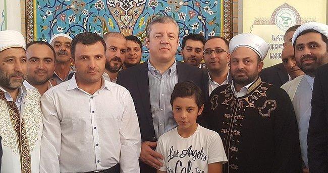 Gürcistan Başbakanı'ndan Kurban Bayramı tebriği