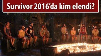 Survivor 2016 kim elendi? SMS Sıralaması Sonuçları (7 Mayıs 2016)