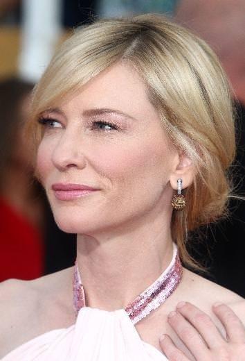 Cate Blanchett kameramana böyle tepki gösterdi