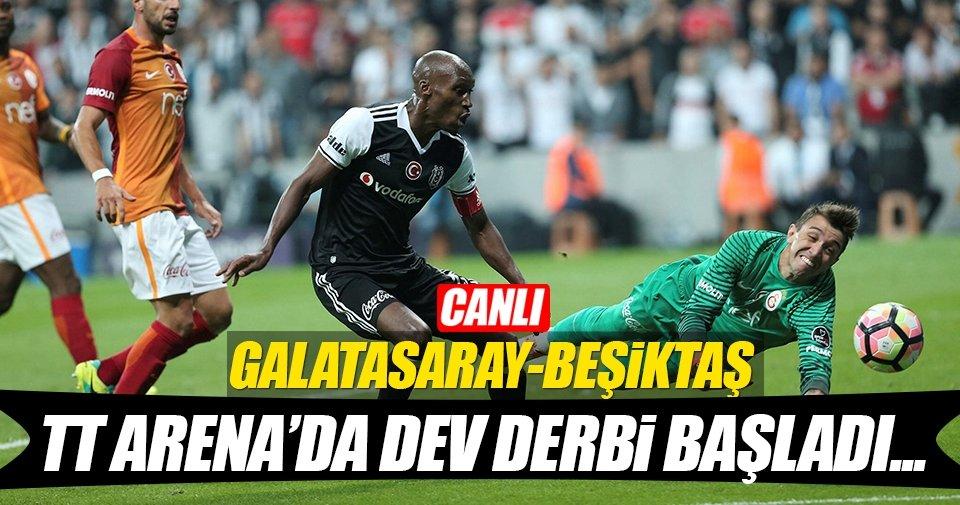 Galatasaray - Beşiktaş (Canlı)