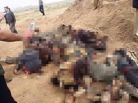 IŞİD'den geriye virane kaldı