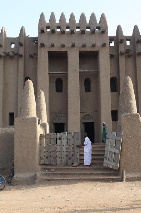 Afrika'nın kerpiç sarayı: Djenne Ulu Cami