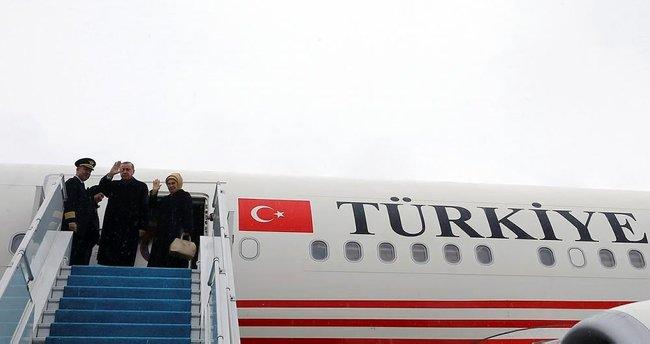Cumhurbaşkanı Erdoğan Pakistan'a geldi