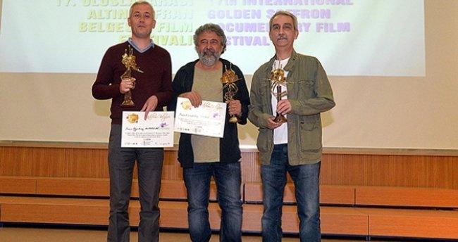 'Altın Safran'da kazananlar belli oldu